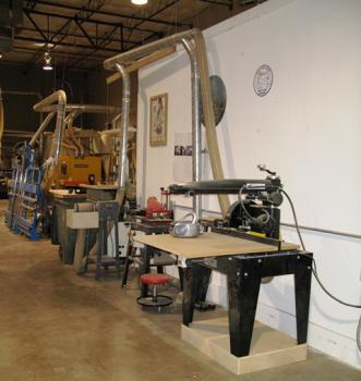 eureka woodworks our state of the art manufacturing