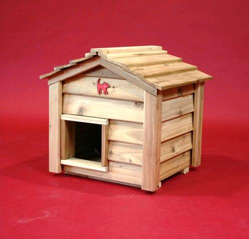 Click to enlarge image  - Red Dawg™ Dog Houses - Luxury for man's best friend