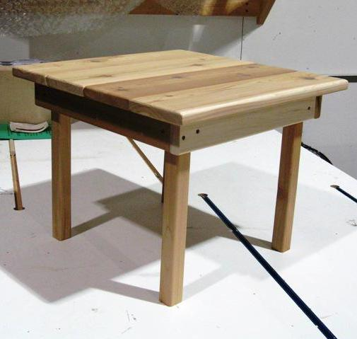 Click to enlarge image  - Junior Sports Chair Table - Perfect play table for the kids